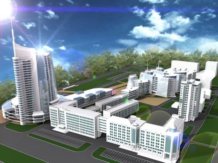 Началось строительство нового общежития для студентов КГЭУ