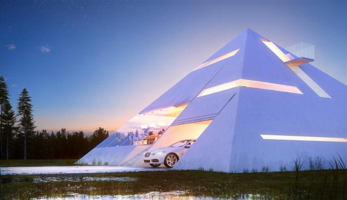 Мексиканцы построят свои пирамиды
