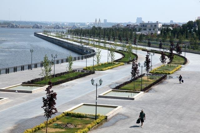 В Казани продолжается развитие туристической инфраструктуры