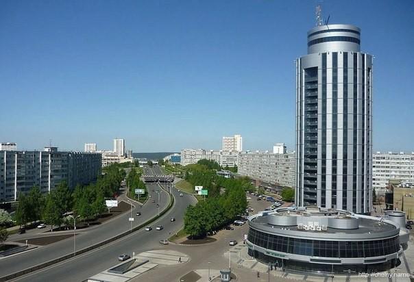 Возобновление стройки в одном из городов Татарстана