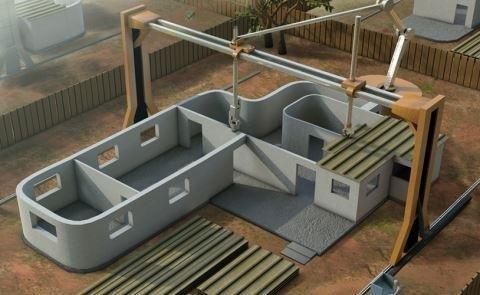 3d строительство