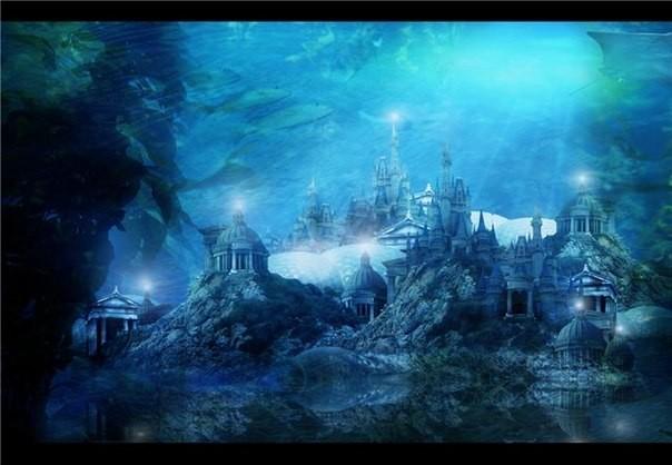 Жизнь под водой - мечта или реальность?