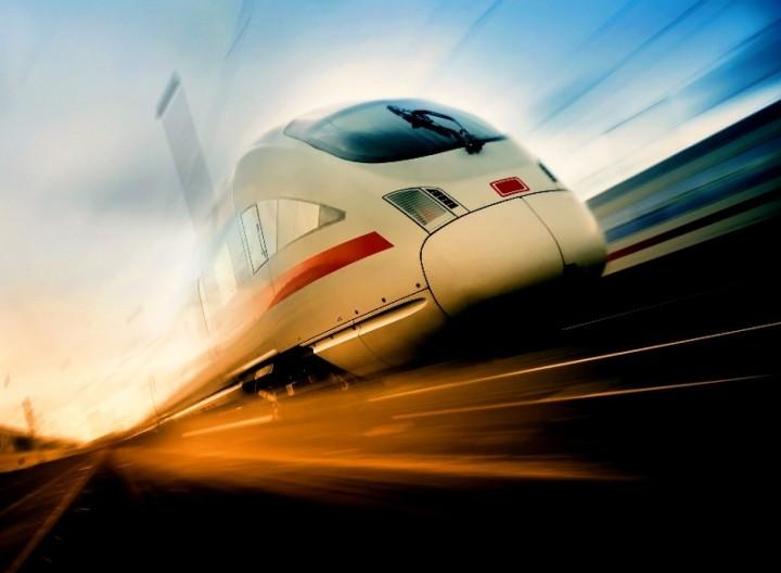 Новая железная дорога при помощи иностранных инвестиций