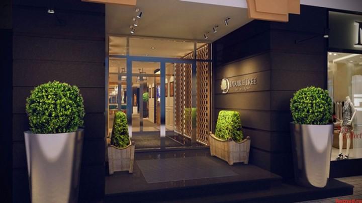 В Казани построили первый отель Hilton