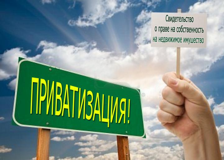 Срок бесплатной приватизации продлен до марта 2017 года
