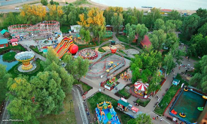 Новый парк «Кырлай»