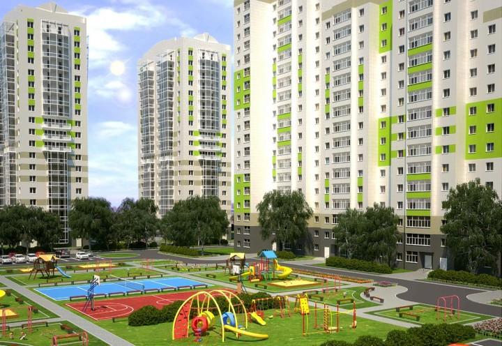 Новостройки в Казани
