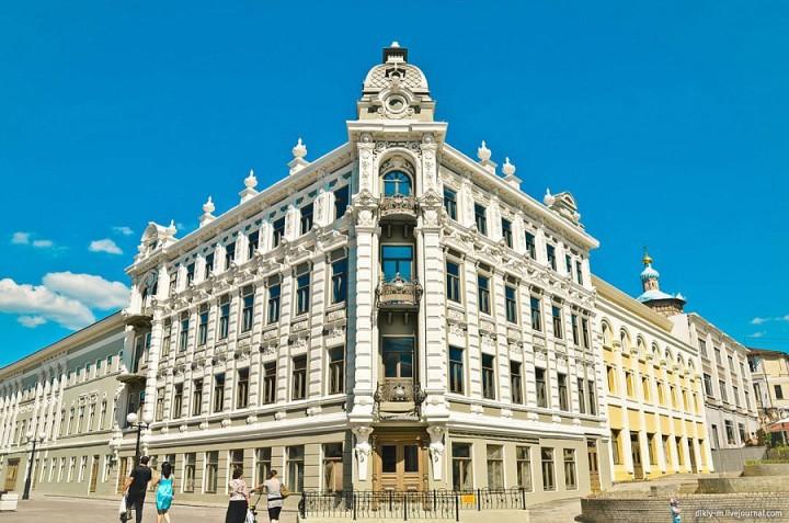 Новый жилой комплекс с богатым прошлым